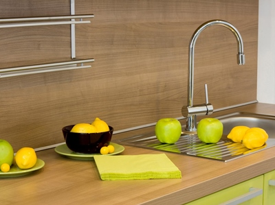 The benefits of wood kitchen counter