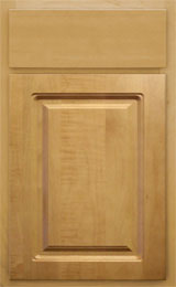 Raised Panel Cabinet Door