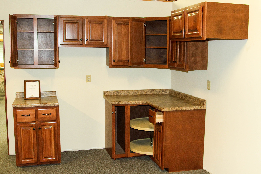 Handmade Kitchen Cabinets   MTE Menominee Tribal Enterprises ...